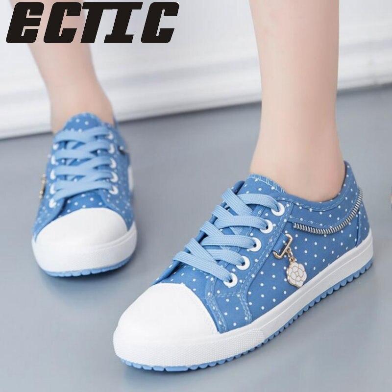 Ectic Sneakers Schoenen Beste Canvas Kopen Casual Vrouwen hdrtQs
