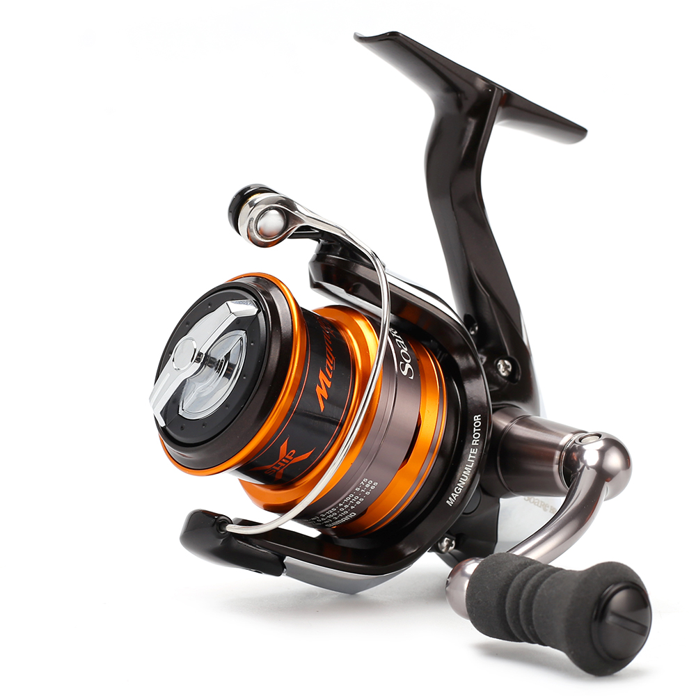 2013 100 original shimano brand soare bb 2000hgs spinning for Best fishing reel brands