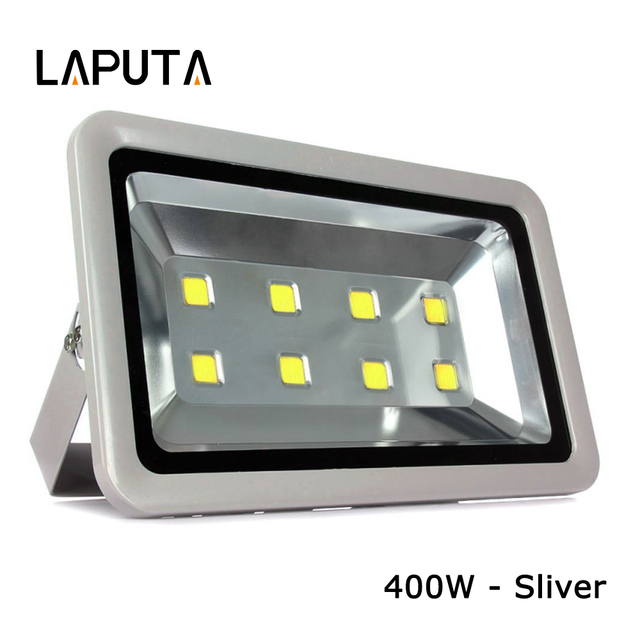 1pcs LED Reflector 400W Led Floodlight Outdoor Lighting IP65 Waterproof Led  Lamp Warm/Cold White