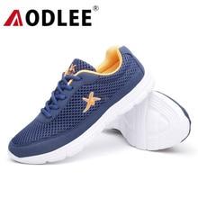 AODLEE 2019 font b Sneakers b font font b Men b font Summer Shoes Plus Size