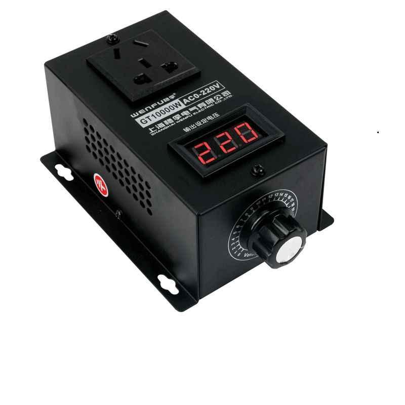 AC 220V 10KW High Power SCR BTA10 Electronic Voltage Regulator Speed Controller