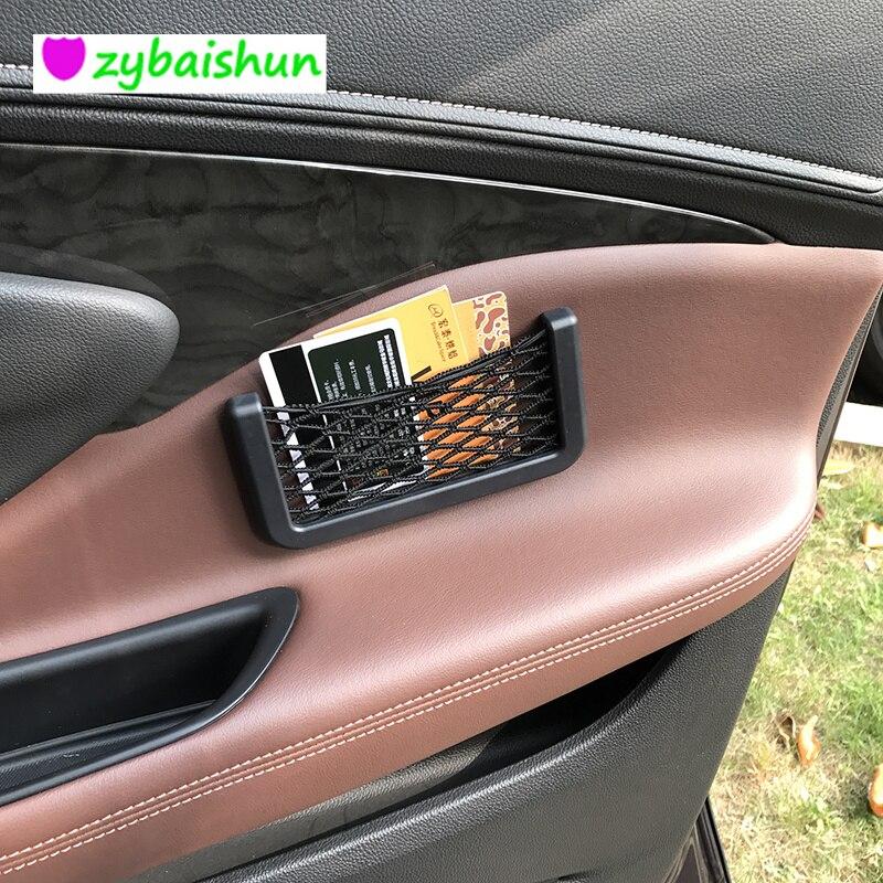 Aliexpress.com : Buy Small Car Seat Side Rear Storage Mesh