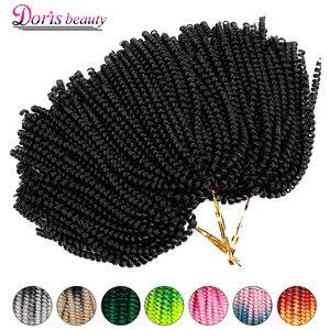 Spring Twist Hair Crochet Brai