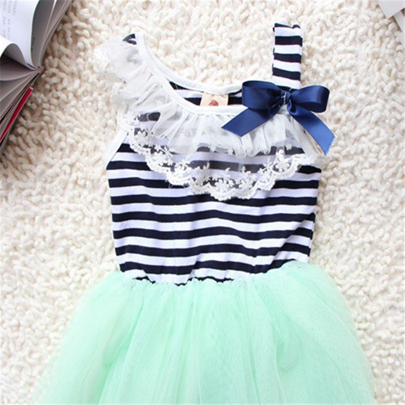 Summer-Fashion-New-Baby-Girl-Ball-Gown-Dress-LaceCotton-Material-3-Colors-Age-0-2Y-2