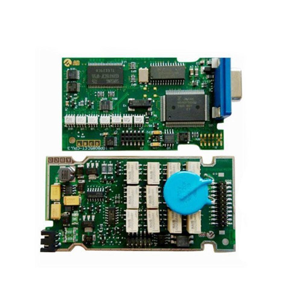 Lexia 3 PP2000 Diagbox Full chip Full set