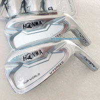 New HONMA Golf heads set HONMA TW737V Golf irons set 4-910 Irons Golf club heads No irons shaft Cooyute Free shipping