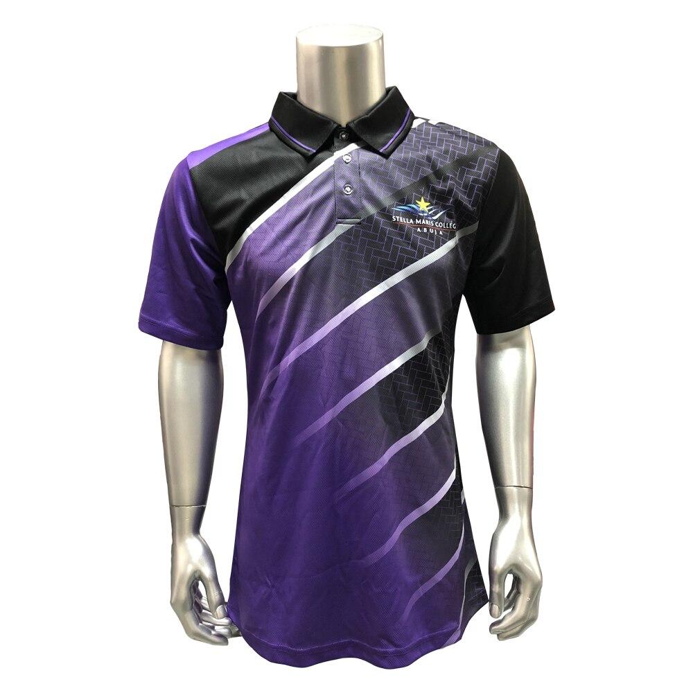 T-shirt de golf en plein air de haute qualité T-shirt à séchage rapide pour hommes T-shirt à manches courtes de golf personnalisé à votre conception