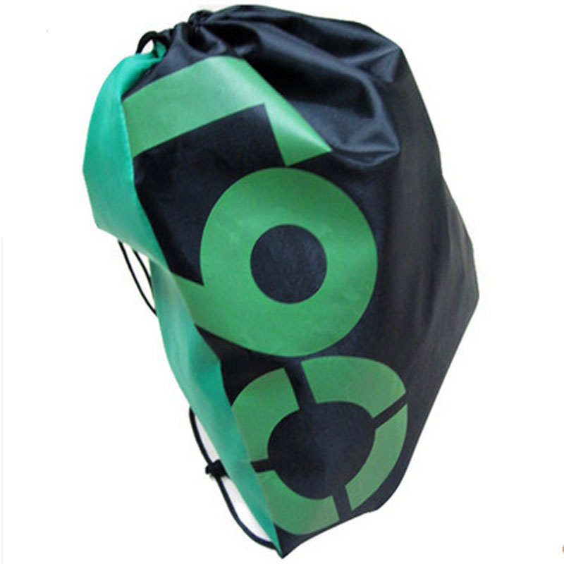 Practical Swimming Beach Backpack Bucket Shoulder Beach Bag Swim Accessories Travel Tool Pouch Pack Green