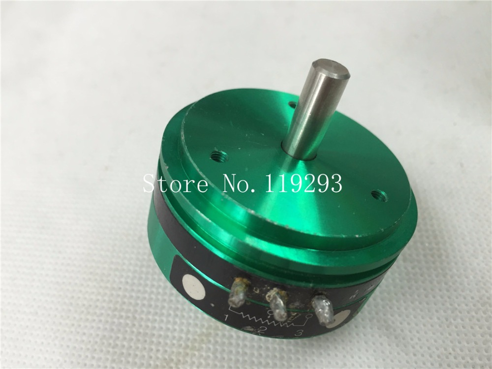 BELLA Used In Japan MIDORI CPP 45B 5K Biaxial Conductive Plastic Potentiometer Angle Sensor 1PCS