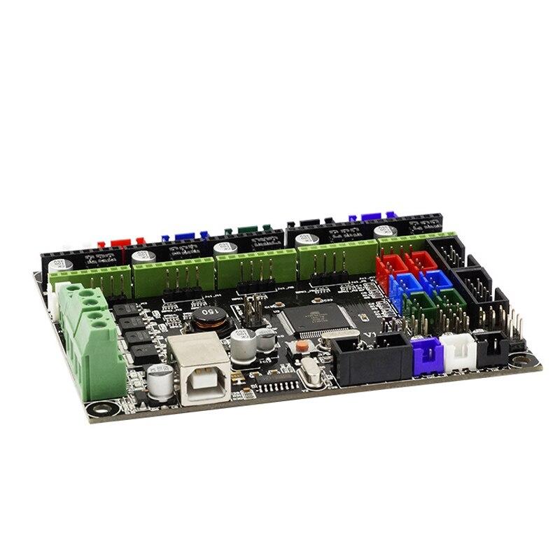 Новинка; Лидер продаж 3D-принтеры материнской плате контроллера для Ramps1.4 МКС Gen L V1.0 8 99