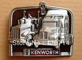 Kenworth belt buckle SW-B794 brand new condition suitable for 4cm wideth belt with continous stock