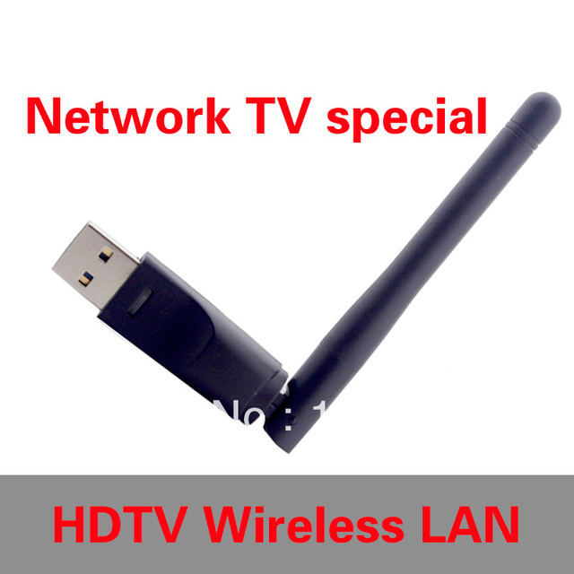 US $8 0 |Wifi Adapter For TV Television Wireless Card USB Receiver High  power Skyworth, Changhong, Konka, TCL Haier, Hisense TV-in Network Cards  from