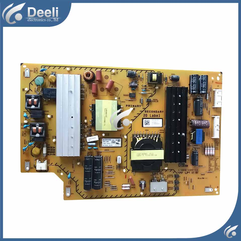95% new Power Supply Board used KDL-55W950A 1-888-120-11 APS-347 (CH) good Working good working used power supply board kdl 46hx750 board aps 315 1 886 049 12