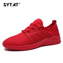 Summer Men Casual Shoes Breathable Mesh Lace Up Flats Shoes Lightweight Comfortable Black Walking Shoes Men