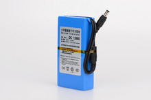 MasterFire 3set/lot DC 12V 6800mAH Lithium Rechargeable Battery Pack Charging Power Bank For GPS Car Camera Camcorders 12680