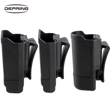 Quick Draw Double Stack Magazine Holster Mag Holder for Glock 1911 Flashlight