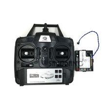 2,4 GHz 5,3 версия 1/16 пульт дистанционного управления для Heng Long rc tank DIY RC игрушка комплект дистанционного управления запчасти