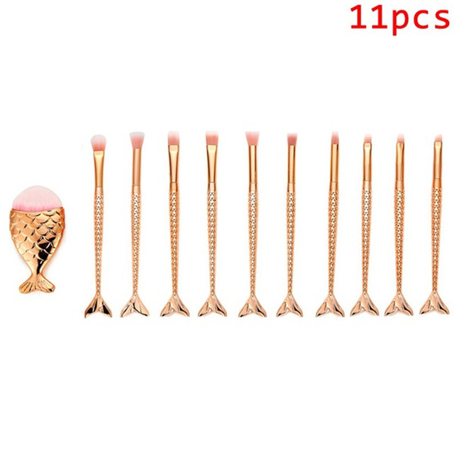 New 2018 Professional Makeup Brush Sets Foundation Eyebrow Eyeliner Blush Cosmetic Concealer Brushes Tools Pincel Maquiagem Eye Shadow Applicator