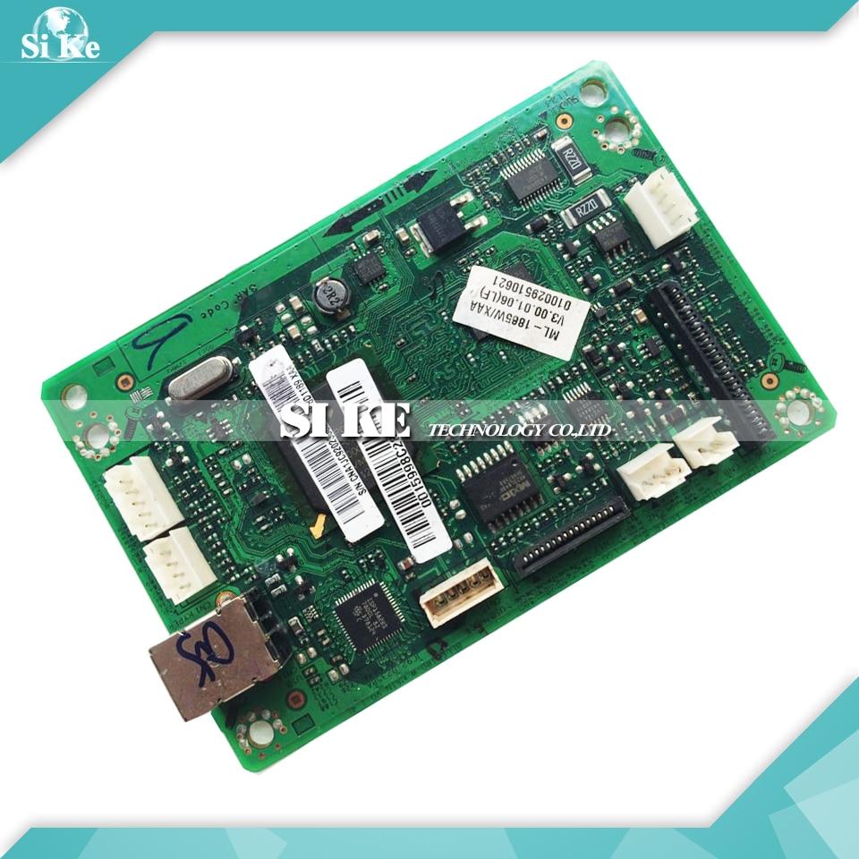 Laser Printer Main Board For Samsung ML-1865W ML 1865W 1865 ML1865W Formatter Board Mainboard Logic Board laser printer main board for samsung scx 4100 scx 4100 scx4100 formatter board mainboard logic board