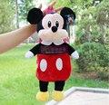 Hot vendas Mickeys Mouse mochila de pelúcia, Crianças crianças Satchel presente frete grátis