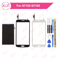 5 25 For Samsung Galaxy Grand 2 Duos G7105 G7106 G7108 G7102 LCD Display Screen Touch