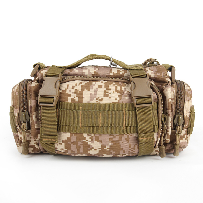 25*10*15cm Fishing Bag Multi-function Fishing Tackle Bag Waterproof Fishing <font><b>Lure</b></font> Bag Shoulder