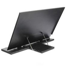 GSFY מתכוונן זווית מתקפל נייד קריאת ספר Stand מחזיק מסמך שולחן