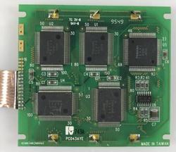 Ekran LCD PC043AYE wyświetlacz ekran dotykowy