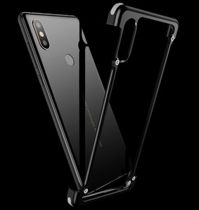 Image 4 - Xiaomi mi 10 プロ/ポコX2 プロ/mi 9t/redmi K20 プロ/blackshark 3 アルミ金属バンパースリムカバー電話ケース