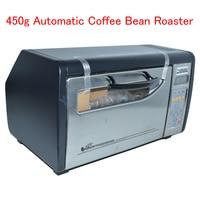 450g Electric Coffee Roaster Roasting Machine Coffee Automatic Coffee Bean Roaster 1600PLUS Coffee Bean Roasting Oven
