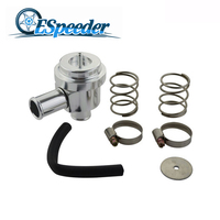 SpeedWay Auto 25mm Bov Aluminum Bov Auto Racing Turbo Charger Blow Off Valve Color Silver High