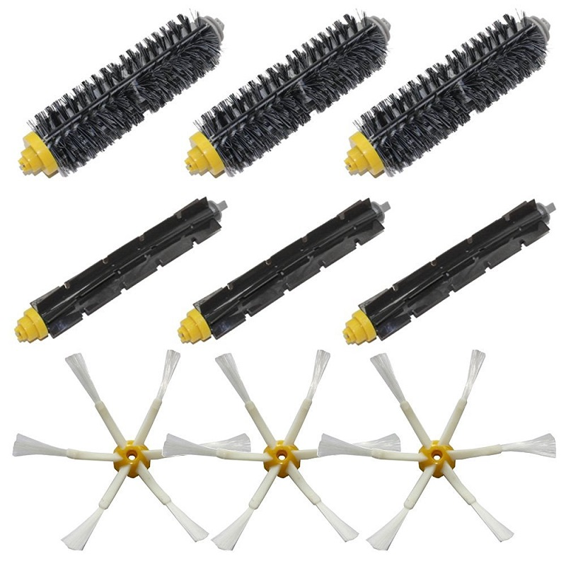 Free Post New Brush 6 armed kit For iRobot Roomba 600 700 Series 620 630 650 660 680 760 770