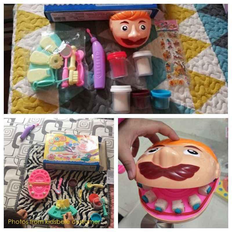 Игрушки доктора для детей, ролевые игры, игрушка стоматолога, проверка зубов, модель, набор, медицинский набор, ролевые игры, моделирование, Игрушки для раннего обучения