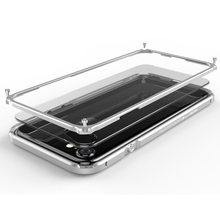 BOBYT Unique Aluminum Protective Bumper Frame + Back Panel For iPhone 7 / 7 Plus Single Or Dual Color Option