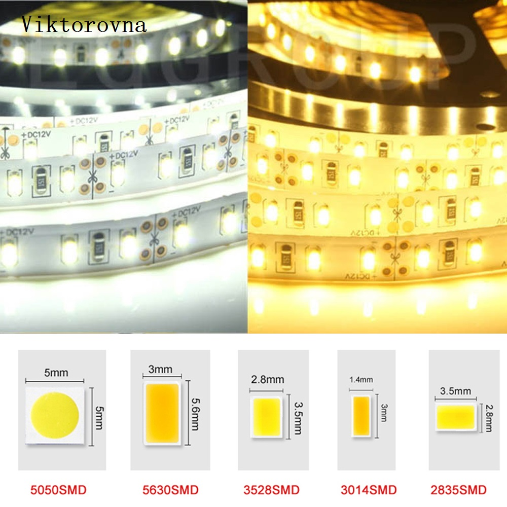 Cable LED strip light lamp 12V 3528 5050 5630 5054 SMD Warm Cool White 300led 5m Waterproof Led Flexible light Flexible Strip waterproof 48w 2400lm 600 smd 3528 led white flexible light strip white dc 12v 5m