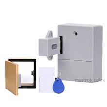 125 khz RFID Escondido Fechamento Do Armário Fechamento Do Armário Eletrônico