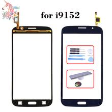 For Samsung Galaxy Mega i9150 i9152 GT-i9150 GT-i9152 LCD Touch Screen Sensor Display Digitizer Glass Replacement white lcd display touch screen panel digitizer with frame assembly for samsung galaxy mega 5 8 i9150 i9152 free shipping
