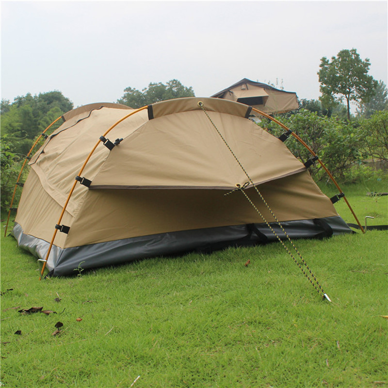Wnndieo Single Person Tent Personal Bivy Tent. Lightweight Backpacking Tent-in Tents from Sports u0026 Entertainment on Aliexpress.com | Alibaba Group & Wnndieo Single Person Tent Personal Bivy Tent. Lightweight ...