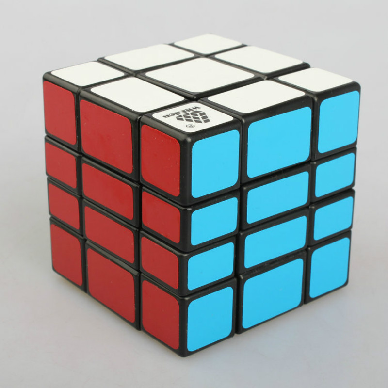 WitEden 334 Mixup Professional Magic Cube Puzzle Speed Cube Educational Toys