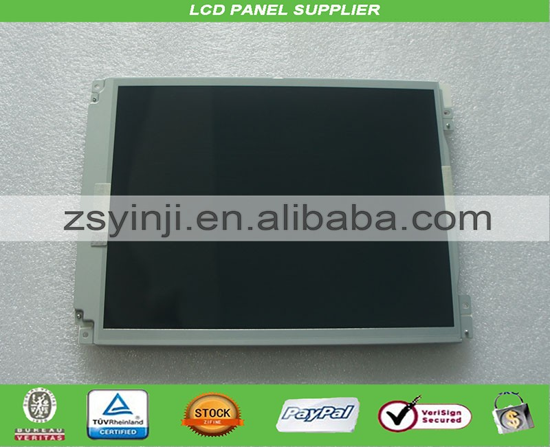 10.4 inch LQ104V1DG5B used lcd panel with good quality 10.4 inch LQ104V1DG5B used lcd panel with good quality
