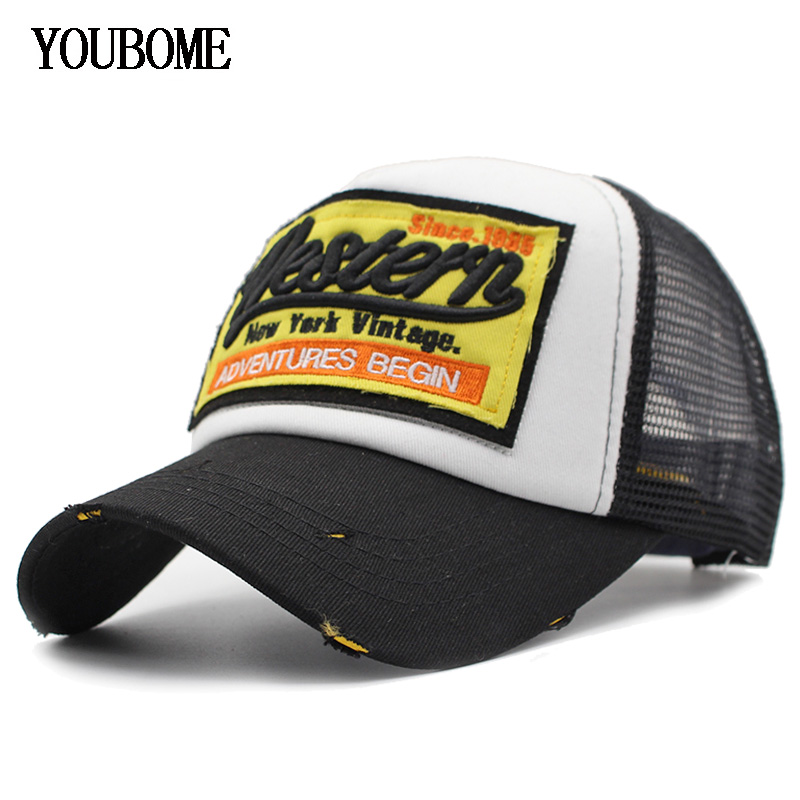 YOUBOME Baseball Cap Women Brand Snapback Caps Men Hats For Men 5 Panel Mesh Summer Casquette Bone Hip Hop MaLe Dad Cap Hat 2018 cc denim ponytail baseball cap snapback dad hat women summer mesh trucker hats messy bun sequin shine hip hop caps casual