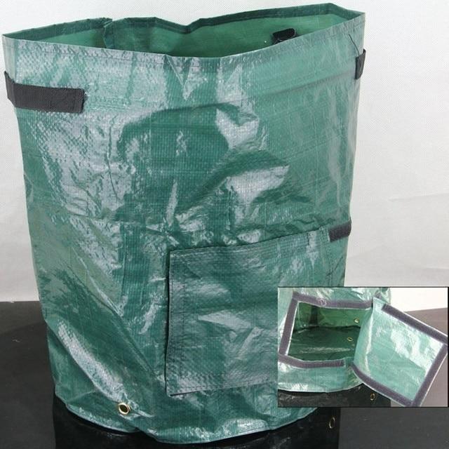 Potato Planting PE Bags Cultivation Garden Pots Planters Vegetable Planting Bags Grow Bags Farm Home Garden Supplies 3