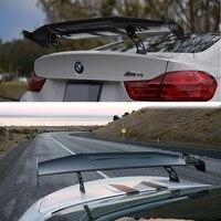 Carbon Fiber CAR REAR WING TRUNK LIP SPOILER FOR BMW M1 M3 M4 M5 M6 1 2 3 4 5 6 7 Series MAD GTS