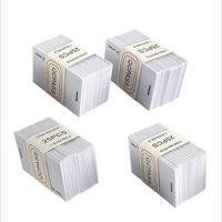100pcs T5577 RFID 125KHZ Rewritable Writable ID Card Keyfobs RFID Card Copy Key g9