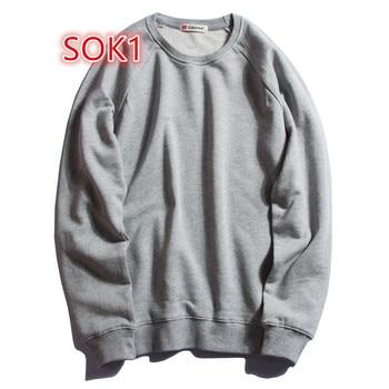 С длинным рукавом розовый Повседневное Harajuku карман зимние худи для Для женщин пуловер Женские кофты sok1