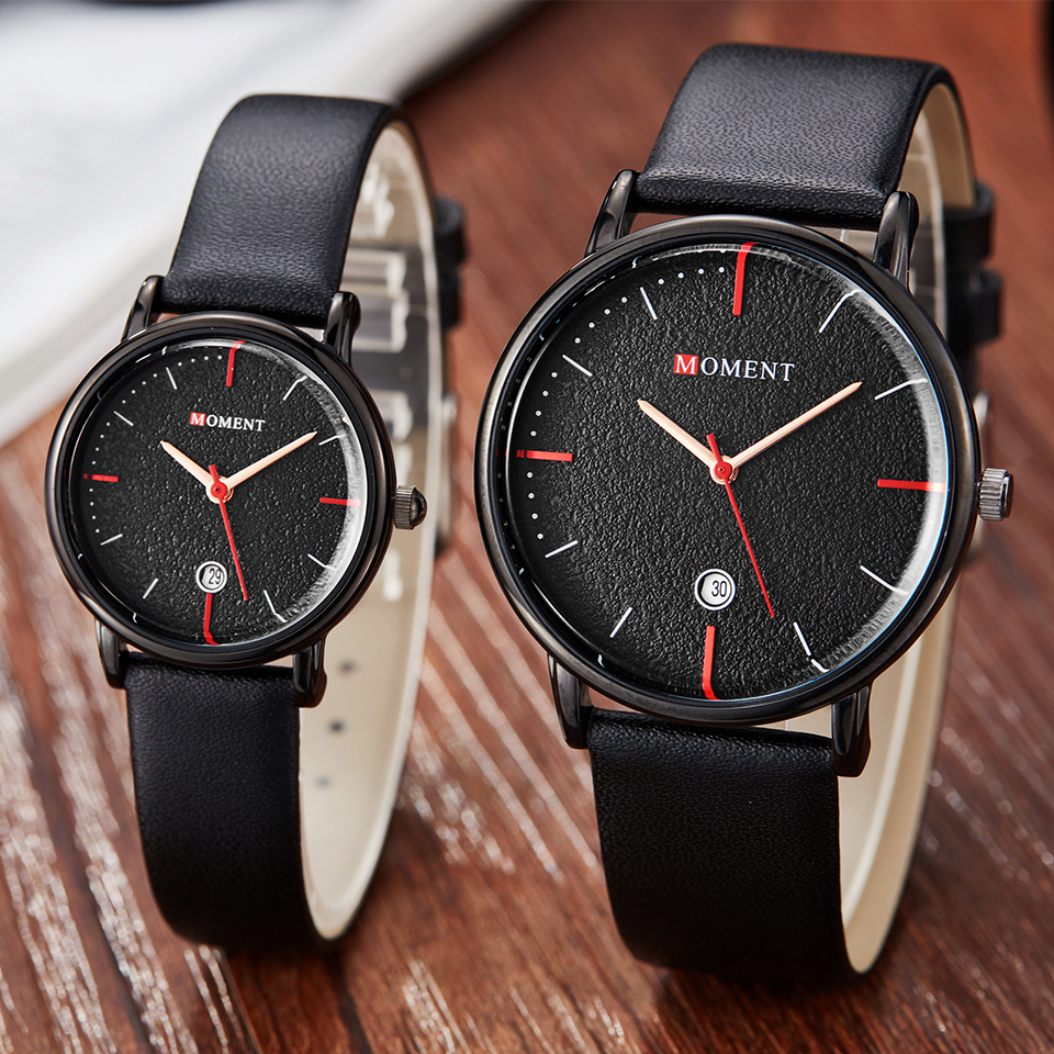 Minimalist Simple Couple Watch Men Women Casual Watches Couple Wrist Watch Lover Male Female Clock Sport Quartz Wristwatch Reloj