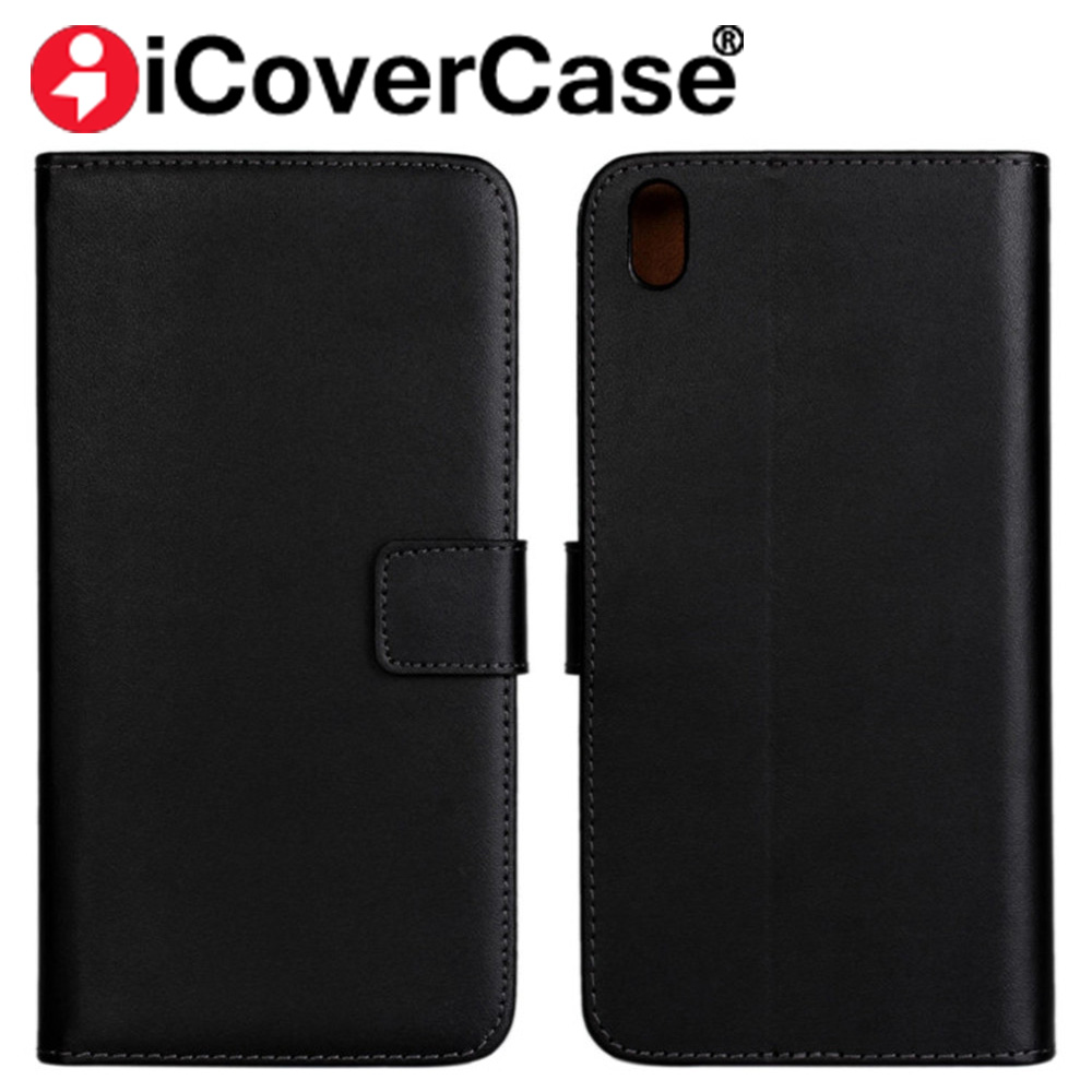 Luxury Vintage Leather Wallet Case for HTC Desire 816 816G Flip Cover With Stand