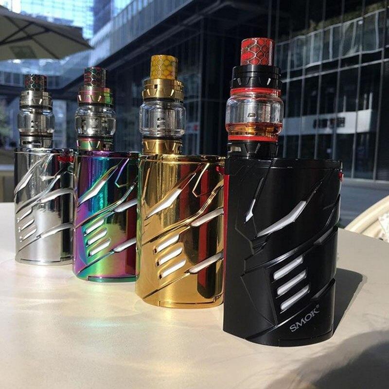 300 w SMOK T-PRIV 3 KIT 8 ml TFV12 Prince Réservoir Prince-Q4 T10 Bobine VS SMOK Alien Vengeur X Électronique cigarette Vaporisateur T-PRIV 3