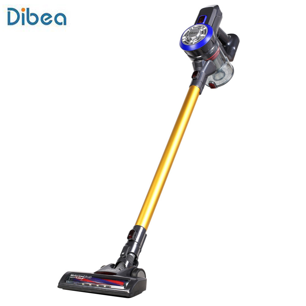 Dibea D18 2 In 1 Handheld Wireless Vacuum Cleaner Cyclone Filter 8500 Pa Strong Suction Dust Collector Handy Home Vacuum Cleaner vacuum cleaner suction floor cleaner for home handheld vacuum cleaner cyclone