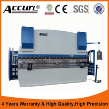 12mm hydraulic plate bending machine 10ft sheet metal bender cnc press brake 3 meters 100 Tons